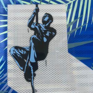 Street art Montpellier Trafik